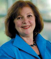 Effective executive interview with Elaine Eisenman on Speaks on Managing Downturn without Downsizing