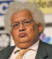 Effective executive Interview with Lord Meghnad  Desai on Government and Business
