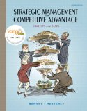 Strategic Management and Competitive Advantage: Concepts and Cases (2nd Edition) (Hardcover) ~ Jay Barney (Author), William S Hesterly (Author)