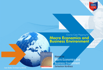 Course Case Mapping For Macro Economics and Business Environment