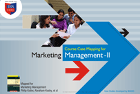 Course Case Mapping For Marketing Management - II