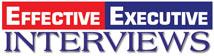 EFFECTIVE EXECUTIVE INTERVIEWS