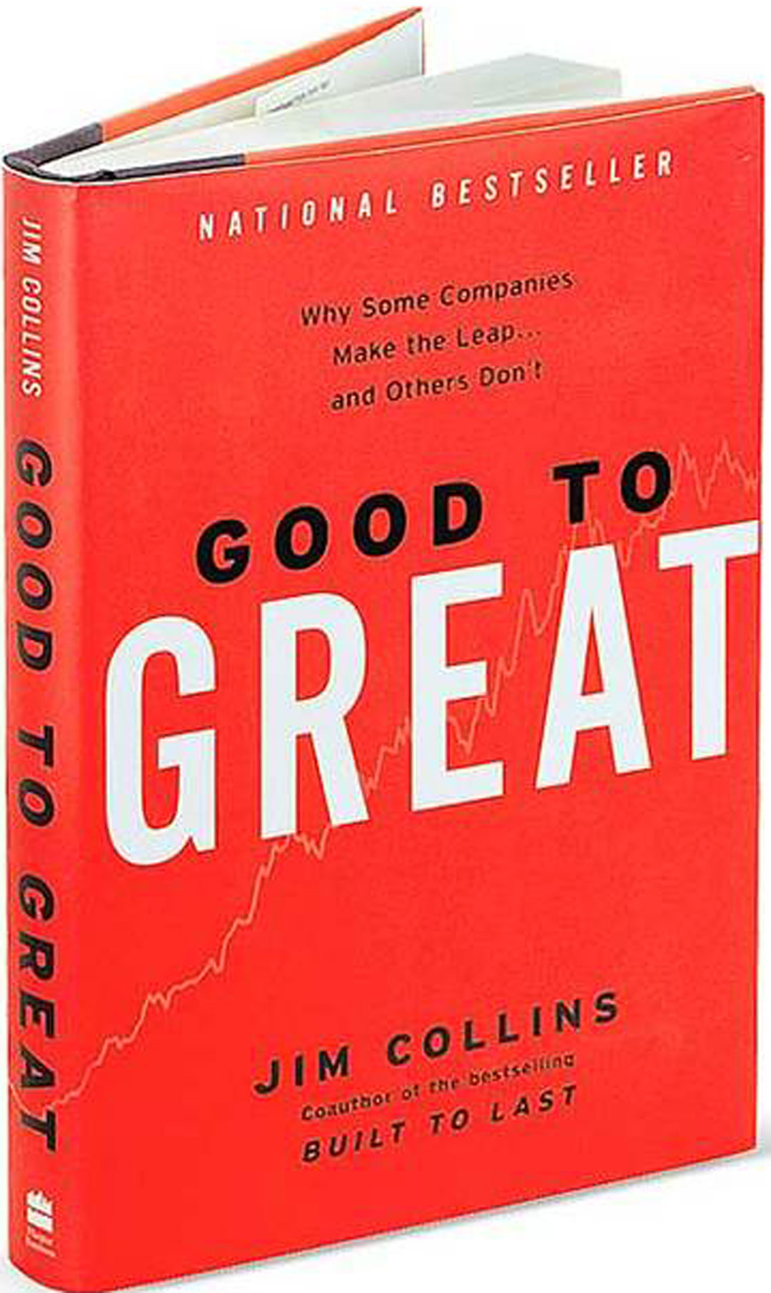 Good to Great: Why Some Companies<br /> Make the Leap... and Others Don't