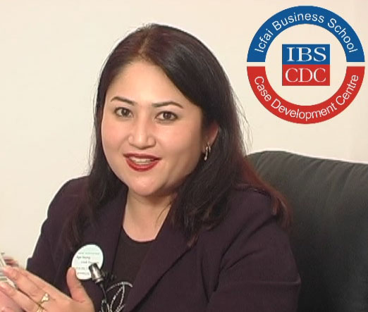 An video interview with Maya Aoki, CEO, Health & Wealth International