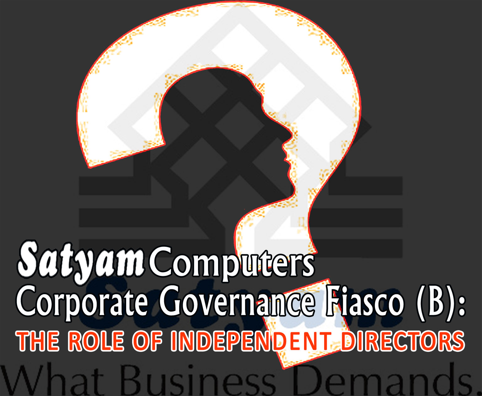 Corporate Governance Issues at Satyam Computers