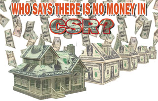Who Says there is No Money in CSR?